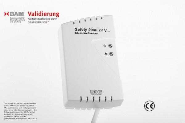 CO-Brandmelder Safety 9000 24V