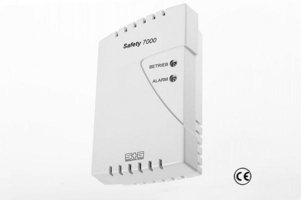 Gaswarngerät Safety 7000 Steckdosenversion