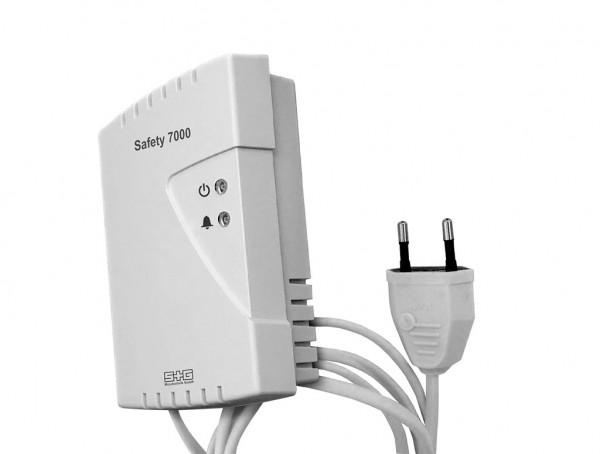Gaswarngerät Safety 7000 (Netzkabel 1,5m)